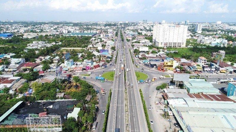 Hơn 4.000 tỷ đồng được UBND tỉnh Bình Dương đầu tư mở rộng lộ giới quốc lộ 13 lên 64m